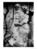 Statue on the Island of Torcello Giclee Print by Simon Marsden