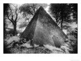 Bernard Mausoleum, Kinnitty, County Offaly, Ireland Giclee Print by Simon Marsden
