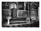 Vlad Dracul's Grave, Snagov Monastery, Wallachia, Romania Giclee Print by Simon Marsden