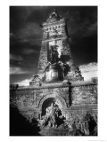 Barbarossa's Monument, the Kyffhauser Mountains, Germany Giclee Print by Simon Marsden