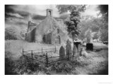 Graveyard, Castlelyons, County Cork, Ireland Giclee Print by Simon Marsden