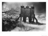 Eyecatcher, Belview House, County Galway, Ireland Premium Giclee Print by Simon Marsden