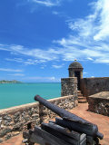 Fortaleza De San Felipe, Dominican Republic Photographic Print by Timothy O'Keefe