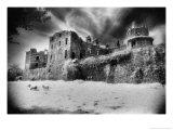 Gramont Chateau, Bidache, the Pyrenees, France Giclee Print by Simon Marsden