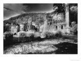Gwyrch Castle, Abergele, Conwy, Wales Premium Giclee Print by Simon Marsden