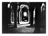 The Crypt, Tiffauges Chateau, Vendee, France Giclee Print by Simon Marsden