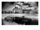 Schloss Basedow, Mecklenburg-Vorpommern, Germany Giclee Print by Simon Marsden