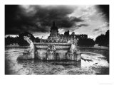 Fountain, Witley Court, Worcestershire, England Giclee Print by Simon Marsden