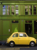 Car for Sale, Paris, France Photographic Print by Jerry Koontz