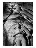Effigy, Alte Kirche, Wolkenburg, Germany Giclee Print by Simon Marsden