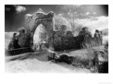 Trench Mausoleum, Woodlawn, County Galway, Ireland Giclee Print by Simon Marsden