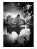 Trecesson Chateau, Forest of Paimpont, Brittany, France Giclee Print by Simon Marsden