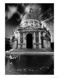 The Basilica of Santa Maria Della Salute Giclee Print by Simon Marsden