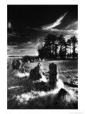 The Rollright Stones, Oxfordshire, England Giclee Print by Simon Marsden