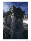 Tomb of William Holland, Kensal Green Cemetery, London, England Giclee Print by Simon Marsden