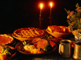 Holiday Dinner Photographic Print by Kindra Clineff