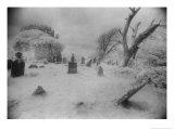 Kilcolmin Graveyard, County Tipperary, Ireland Giclee Print by Simon Marsden