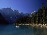 Moraine Lake, Alberta, Canada Photographic Print by Fred Luhman