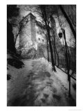 Bran Castle, Transylvania, Romania Giclee Print by Simon Marsden