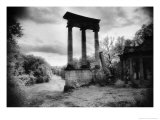 Ruinenberg Folly, Potsdam, Germany Giclee Print by Simon Marsden