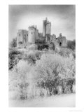 Bonaguil Chateau, Lot-Et-Garonne, France Giclee Print by Simon Marsden