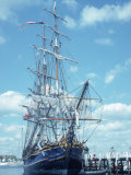 Hms Bounty Newport, Rhode Island Fotografie-Druck von Mark Gibson