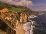 Big Sur, California Coast Photographic Print by Elfi Kluck