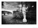 Statue at Versailles, France Giclee Print by Simon Marsden