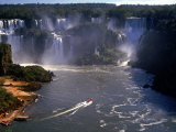 Iguazu Falls, Brazil Photographic Print by Grayce Roessler