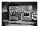 Derelict Bar, Texas, USA Giclee Print by Simon Marsden