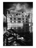 Azay-Le-Rideau, Loire Valley, France Giclee Print by Simon Marsden