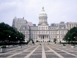 City Hall, Baltimore, MD Photographic Print by Mark Gibson