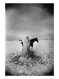Standing Stone, Zennor, Cornwall Giclee Print by Simon Marsden