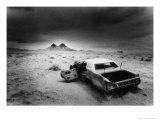 Landscape, Texas, USA Giclée-Druck von Simon Marsden