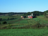 Farm in Wisconsin Photographic Print by Lynn M. Stone