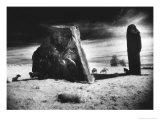 Standing Stones, Avebury, Wiltshire, England Giclee Print by Simon Marsden