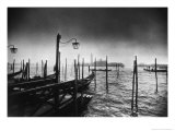 The Church of San Giorgio Maggiore from the Piazzetta San Marco Giclee Print by Simon Marsden