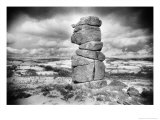 Bowerman&#39;s Nose, Dartmoor, Devon Giclee Print by Simon Marsden