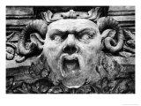 Head, Bamberg, Germany Giclee Print by Simon Marsden