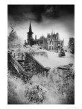 Ecclescrieg House, Kincardineshire, Scotland Impressão giclée por Simon Marsden
