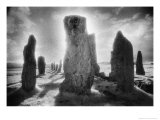 The Callanish Stones, Isle of Lewis, Scotland Giclee Print by Simon Marsden