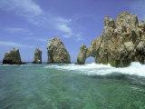 Cabo San Lucas, Mexico Papier Photo par Steve Essig