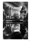 Largoet Chateau, Brittany, France Giclee Print by Simon Marsden