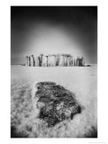 Stonehenge, Wiltshire, England Giclee Print by Simon Marsden