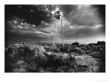 Water Tower, Texas, USA Giclee Print by Simon Marsden