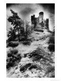 Alleuze Chateau, Auvergne, France Giclee Print by Simon Marsden