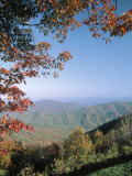 Green Knob Overlook, Blue Ridge Parkway, NC Photographic Print by Jim Schwabel