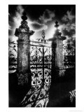 Gates, Carrouges Chateau, Normandy, France Giclee Print by Simon Marsden