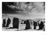 Drombeg Stone Circle, County Cork, Ireland Giclee Print by Simon Marsden