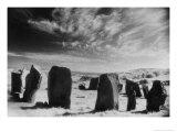 Drombeg Stone Circle, County Cork, Ireland Giclee Print by Simon Marsden